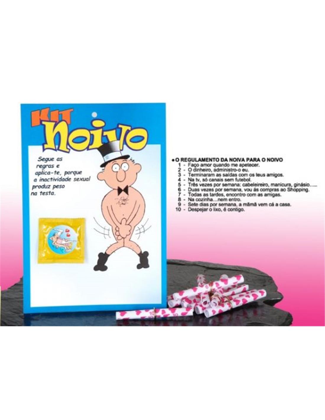 Kit Noivo - DO29011550
