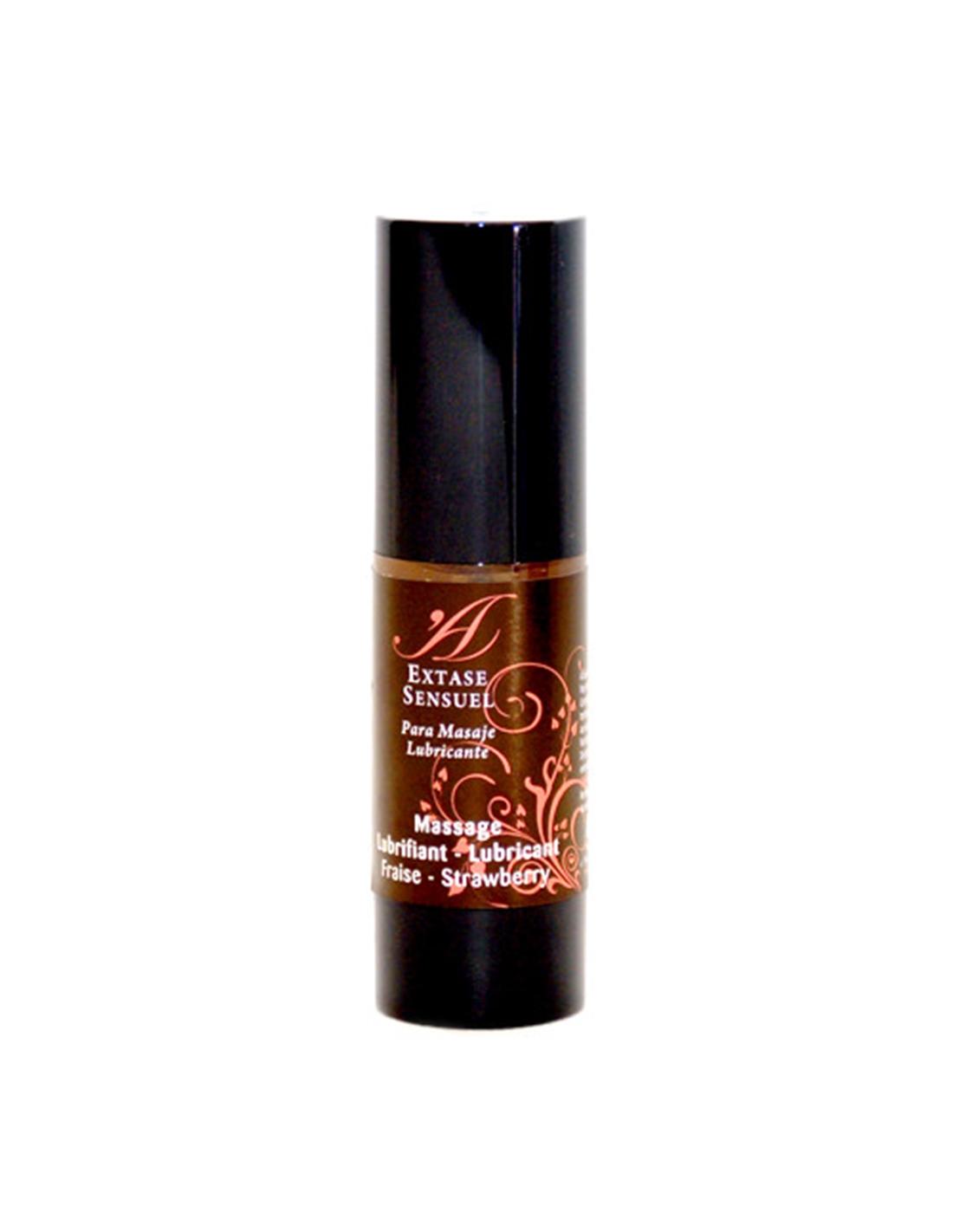 Lubrificante Extase Morango 30ml - 30ml - DO29092579