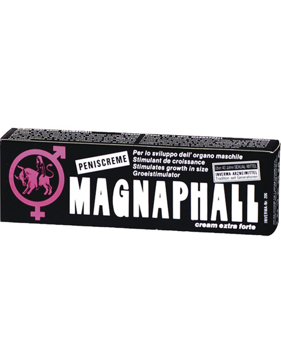 Creme de aumento para Pénis Magnaphall - PAPH100302