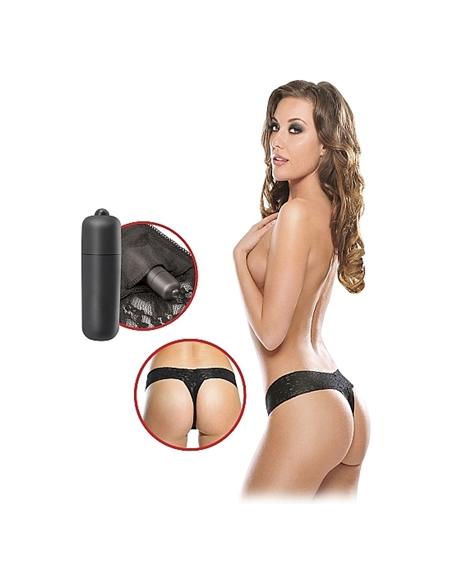 Tanga Vibratória Hanky Spank Me Vibrating Panty - PR2010312604