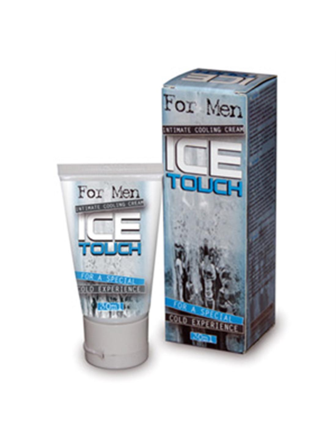 Creme Íntimo Ice Touch Para Homem - 30ml - PR2010301546