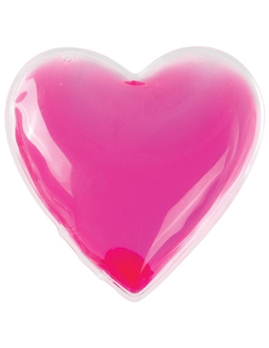 Massajador Hot Heart Massager Médio Rosa - PR2010301178