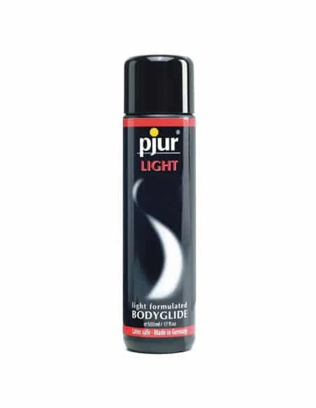 Lubrificante À Base De Silicone Pjur Light Bodyglide - 500ml - PR2010302246