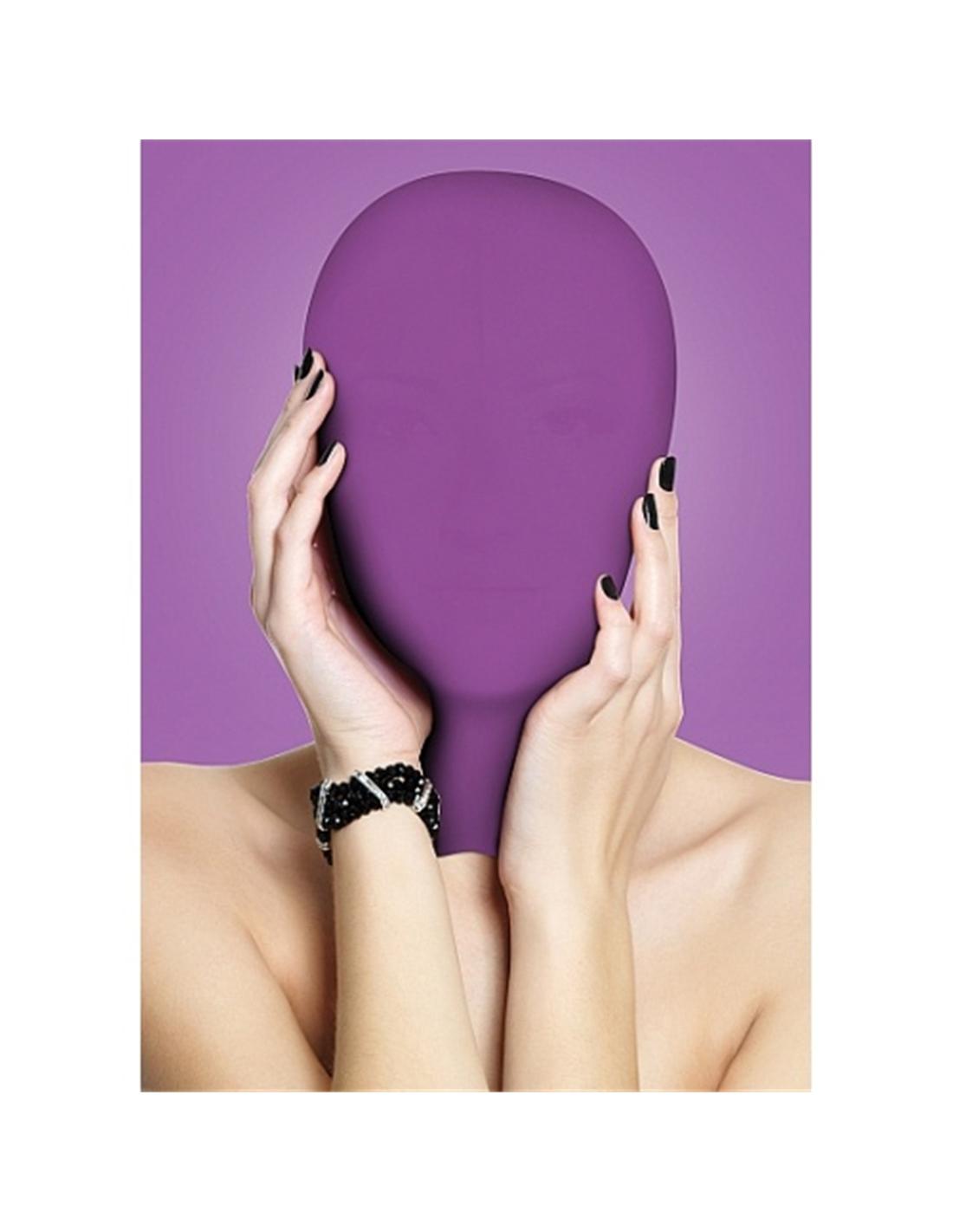 Máscara Subjugation Mask Roxa - PR2010320095
