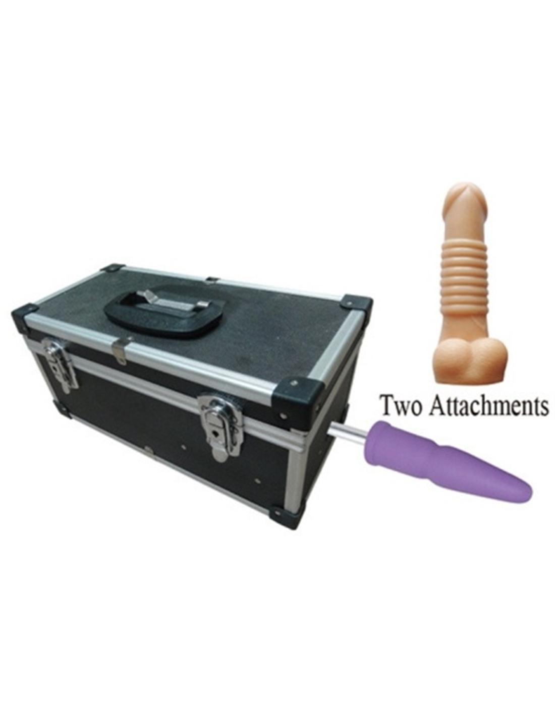 Máquina De Sexo Diva Tool Box Lover - PR2010321212