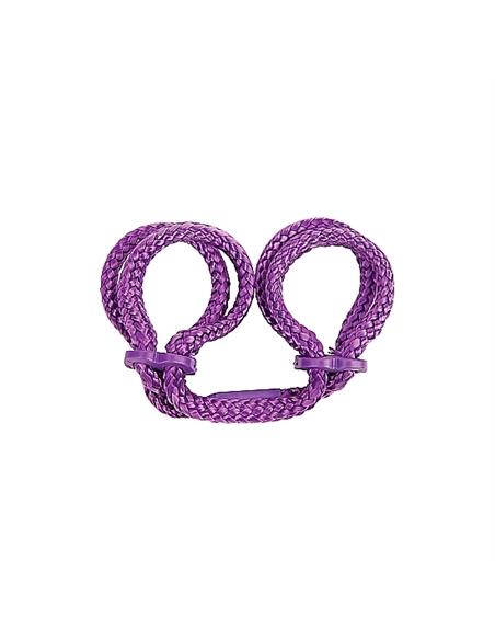 Algemas Para Os Pulsos Japanese Silk Love Rope Roxas - PR2010323132