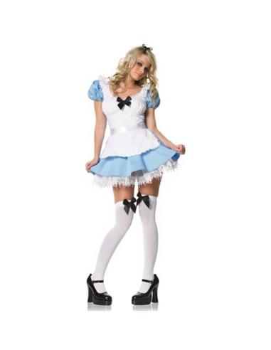 Fantasia De Alice No País Das Maravilhas Blue Alice - 40 L - PR2010304784