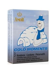Preservativos Cold Moments - 3 Unidades - PR2010323545