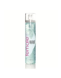 Lubrificante Female Anal Relax - 120ml - PR2010314314