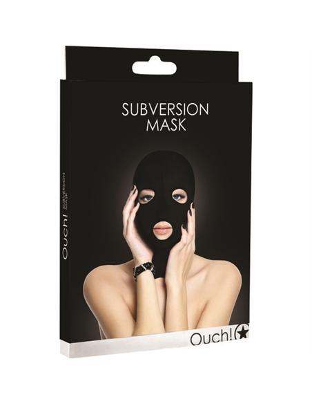 Máscara Subversion Mask Preta - PR2010320106