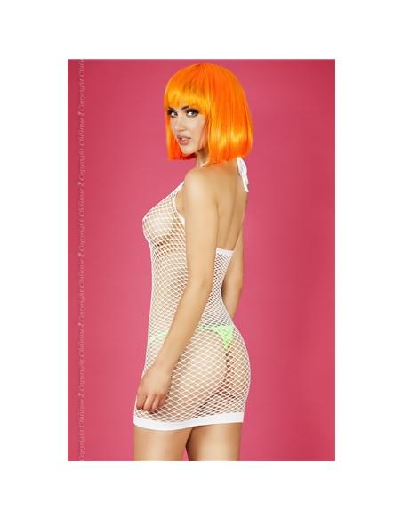 Mini Vestido Cr-3653 Branco - 36-38 S/M - PR2010323635