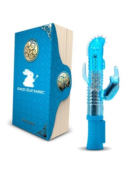 Vibrador Magic Tales Magic Blue Rabbit - PR2010340237