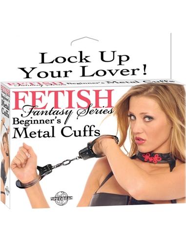 Algemas Em Metal Para Principiantes Fetish Fantasy Series - PR2010311755