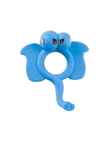 Anel Vibratório Com Luz Beasty Toys Easy Elephant - PR2010304404