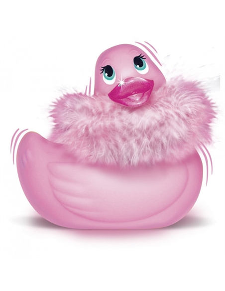 Pato Massajador I Rub My Duckie Paris Rosa - DO29011379