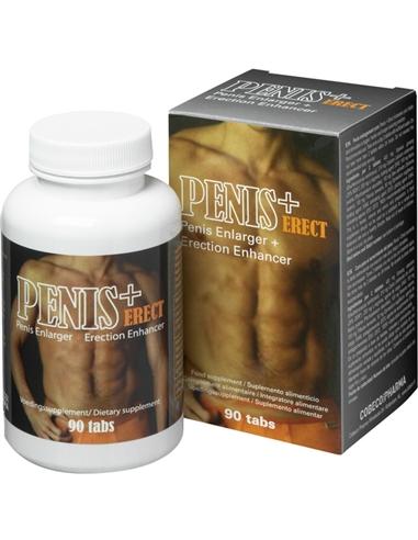 Cápsulas Estimulantes Penis + Erect - PR2010303206