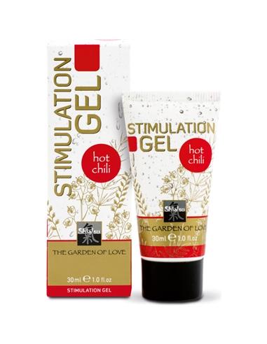 Gel Estimulante Shiatsu Stimulation Gel Hot Chili - 30ml - PR2010301939