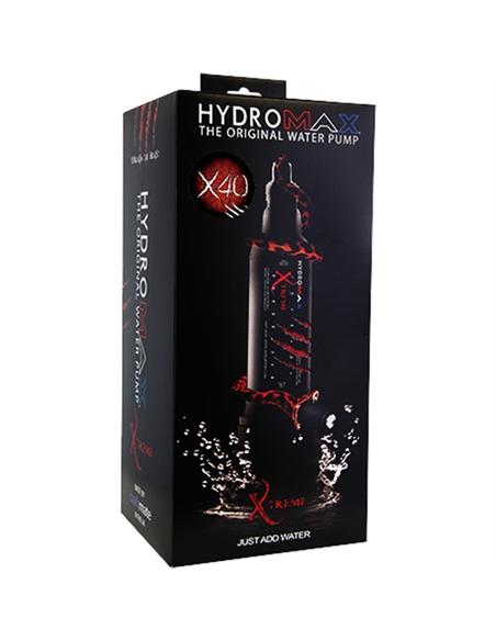 Bomba Com Acessórios Bathmate Hydromax Xtreme X40 Transpare - PR2010324824