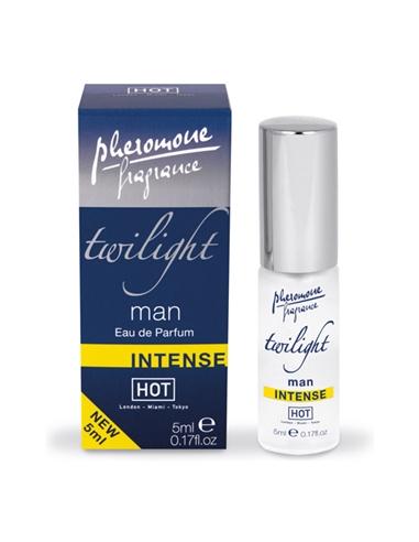 Perfume Com Feromonas Twilight Shiatsu Man Intenso - 5ml - PR2010324233