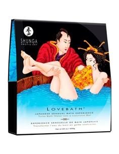 Sais De Banho Shunga Love Bath Ocean Temptations 650Gr - PR2010313040