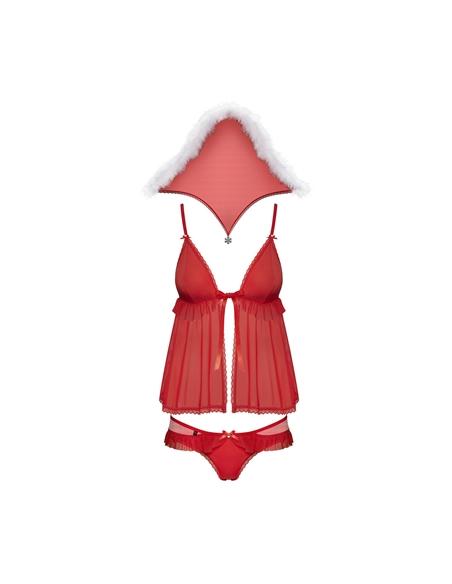 Fantasia De Natal 851-Cst Obsessive - 36-38 S/M - PR2010353885