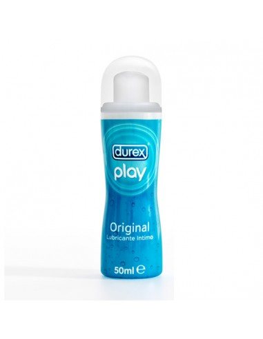 Lubrificante Durex Original Pleasure Gel - 50ml - PR2010308470