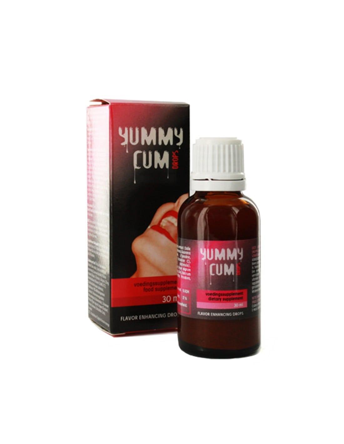 16052 - Gotas Yummy Cum - 30ml-PR2010316208