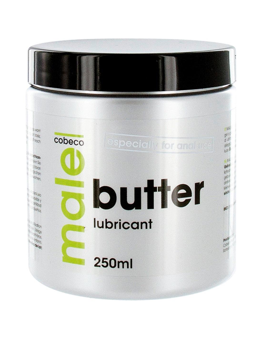 14371 - Lubrificante À Base De Água Male Butter 250Ml Com Data A Ex-PR2010317431