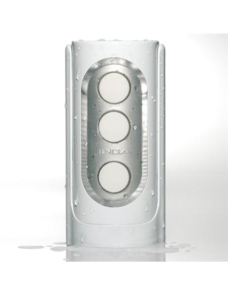 20258_1 - Masturbador Reutilizável Tenga Flip Hole Branco - Branco-PR2010300027