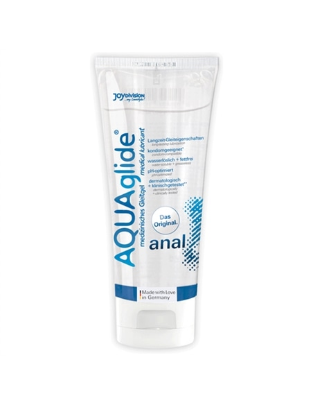 Lubrificante Aquaglide Anal - 100ml - DO29004897