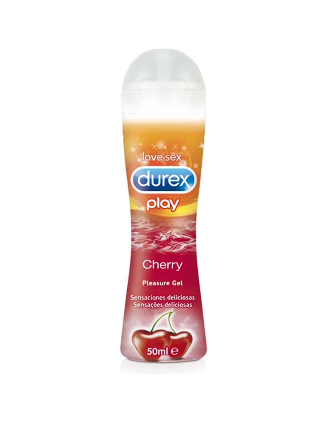 Lubrificante Cereja Durex® Play - 50ml - PR2010308465