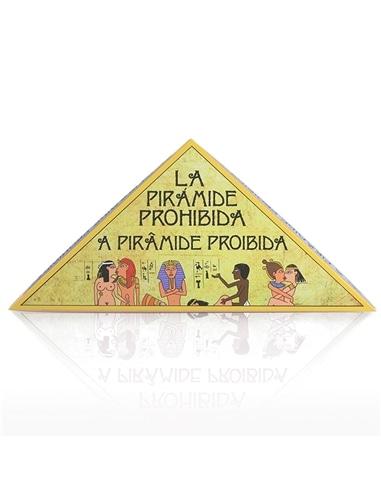 Jogo a Pirâmide Proibida Em Português e Espanhol Secret Play #1 - PR2010299347